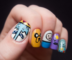nails, photography, and cool image