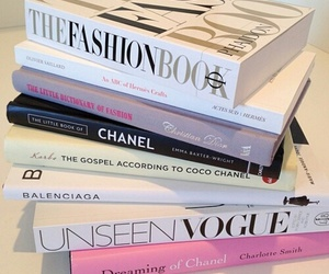 book, fashion, and chanel image