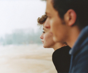 girl, couple, and vintage image