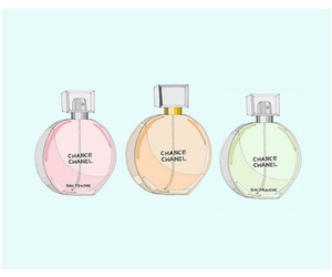 chanel, perfume, and illustration image
