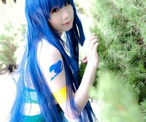 fairy tail, cosplay, and anime image