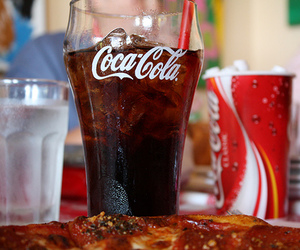coca cola, photography, and drink image
