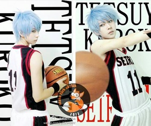 anime, cosplay, and kuroko no basket image