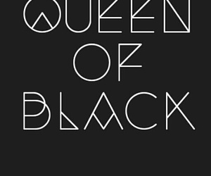 black and Queen image