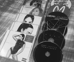 demi lovato and cd image