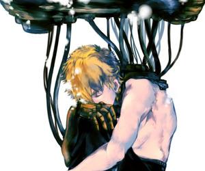 anime, cyborg, and manga image