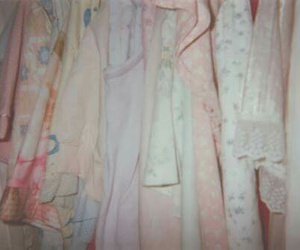 clothes, lace, and vintage image