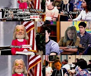 funny, drake and josh, and lol image