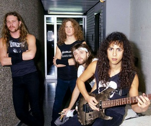 metallica, James Hetfield, and Jason Newsted image