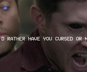 dean, supernatural, and twitter headers image