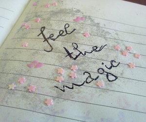 glitter, magic, and sweet image