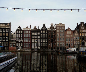 amsterdam, autumn, and building image