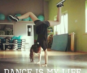 dance, hip hop, and life image