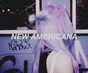 halsey, new americana, and grunge image