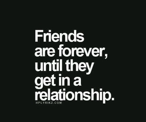 friends, Relationship, and sad image