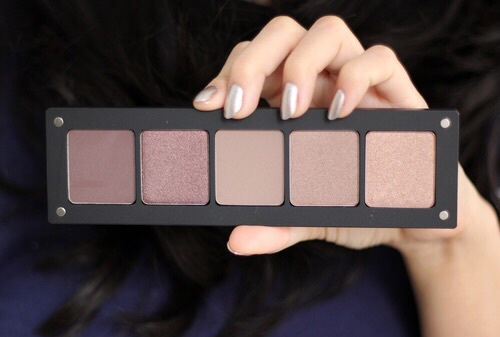 browns, eye shadow, and cosmetic image
