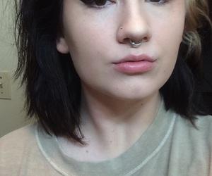 alternative, bob, and hair image