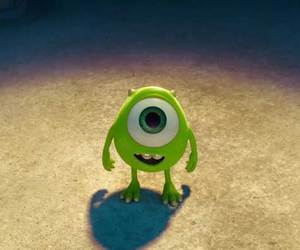 baby, monsters inc, and university image
