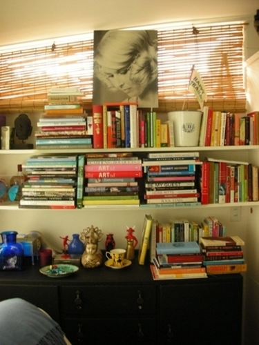 books, collection, and deco image