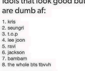 bts, got7, and exo image