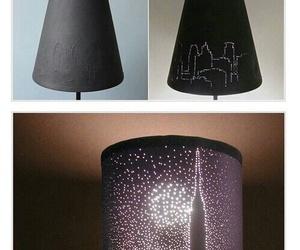 diy, lamp, and city image