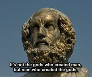 creation, gods, and man image