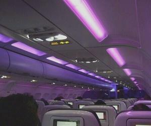 purple, grunge, and aesthetic image