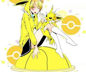 pokemon, crossover, and knb image