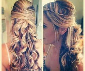 color, hair, and style image