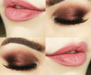 beauty, makeup, and eye shadow image