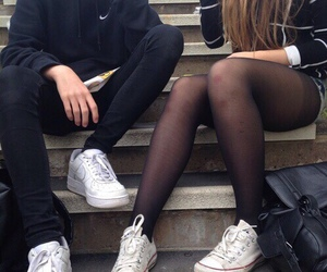 boy, legs, and nike image
