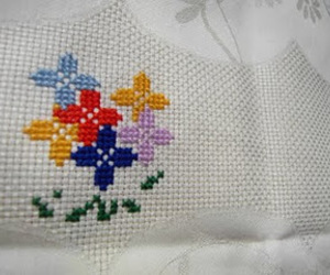 flower, pattern, and pixel image