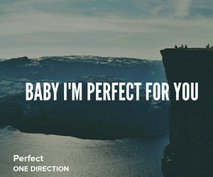 perfect and one direction image