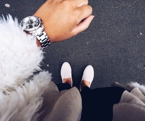fashion, watch, and inspo image