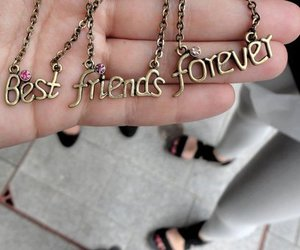 best friends forever image