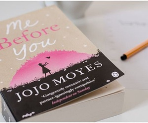 jojo moyes, love, and me before you image