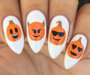 Halloween, cool, and nails image