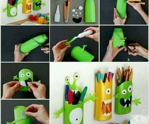 diy, monster, and ideas image