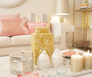 decor, girly, and pink image