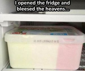 funny, brothers, and ice cream image