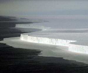 ice, sea, and water image