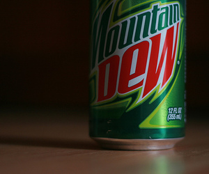 drinks, mountain dew, and soda image