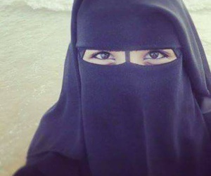 islam and niqab image