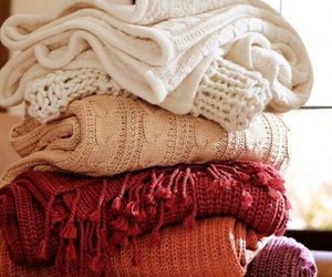 sweater, autumn, and fall image
