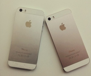 apple, beautiful, and 5s image