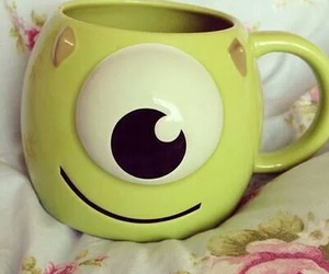 cute, cup, and green image