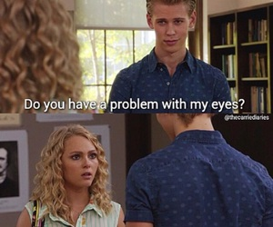 the carrie diaries, love, and carrie image