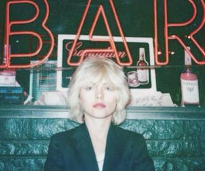 debbie harry, bar, and blondie image