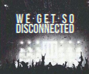5sos, disconnected, and 5 seconds of summer image
