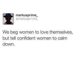 confident image